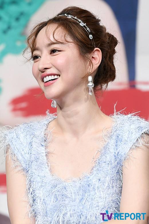 홍수아 '활짝 핀 미모'