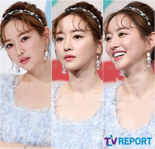 홍수아 '리즈 미모 경신, 러블리한 그녀'