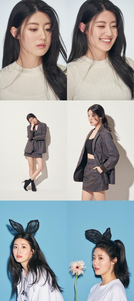 청순 vs 큐트…남지현, 3색 매력