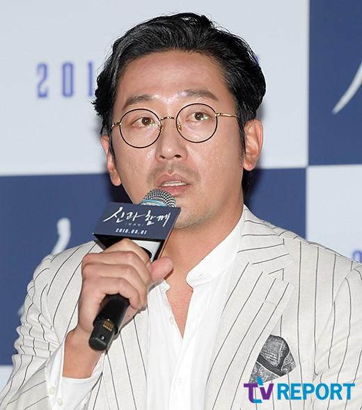 하정우, 역대 4번째 '1억 배우'…송강호→황정민→오달수→하정우