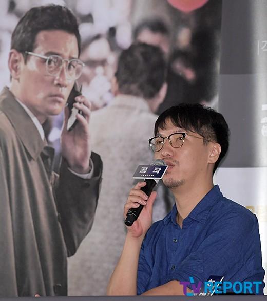 """'공작' 박채서 """"김정일 30분간 직접 만나..굉장히 유연하더라"""""""
