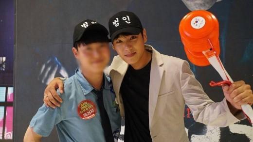 흥행 역주행 '목격자'…범인 곽시양 찾아라