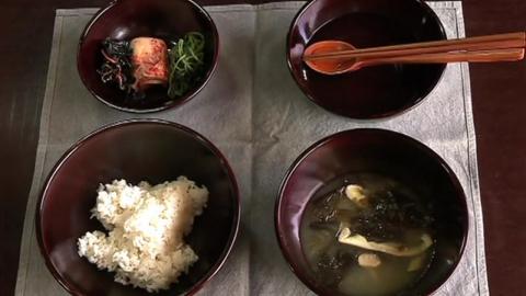 채식중심의 사찰음식, 언제 생겼을까?