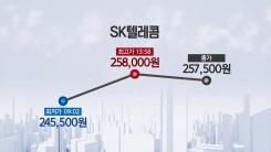 [쏙쏙] 오늘의 특징주 - SK텔레콤, 모바일어플라이언스