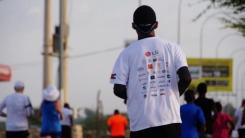 [기업] LG전자 후원 '사해 마라톤' 8천6백명 참가