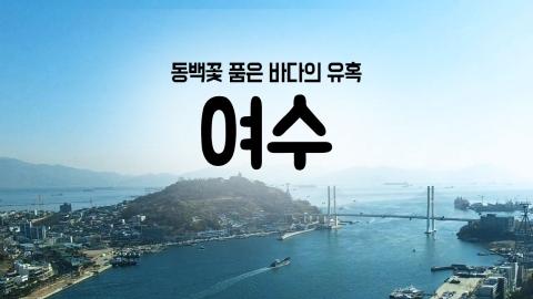 [YTN 구석구석 코리아] 제28회 동백꽃 품은 바다의 유혹, 여수