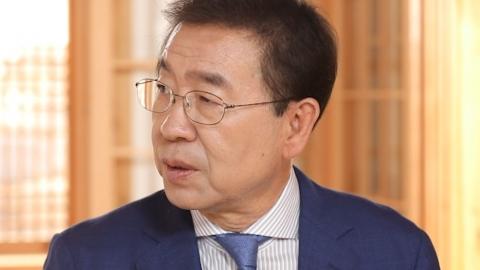 박원순, '굳건한 보수텃밭' TK 비난 여론에 밝힌 생각