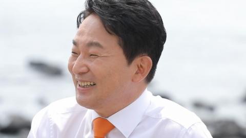 원희룡 지사가 표현한 '제주도 대망론' 사자성어는?