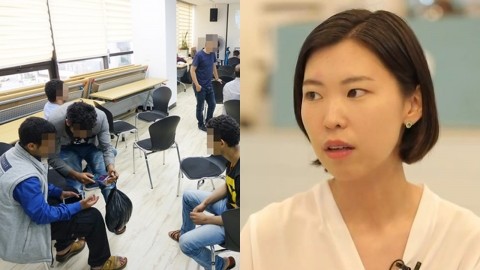 """제주 녹색당 고은영 """"예멘 난민 환대해야"""""""