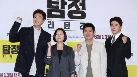 [몽땅TV] 영화 '탐정 리턴즈' 엉뚱 추리 콤비의 컴백