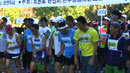 '평화' 위해 달린다!…동포 마라톤 대회