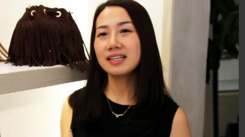 [청춘, 세계로 가다] 가방 디자이너 송지현, 뉴욕에 우뚝 서다