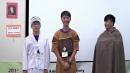 역할극으로 한국 역사 배우는 동포 학생들