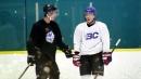 [청춘, 세계로 가다] 캐나다 아이스링크를 접수한 형제 아이스하키 선수