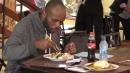 케냐 대학교 구내식당에 등장한 한식