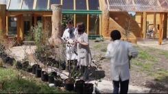 [세상교과서] 학교 텃밭에서 지구와의 공존을 배우는 아이들
