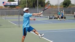 재미동포 테니스 실력자는 누구?