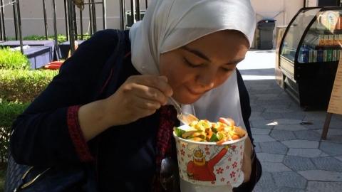 [스마트폰 현장중계] 여기는 이집트, 불고기 컵밥 열풍