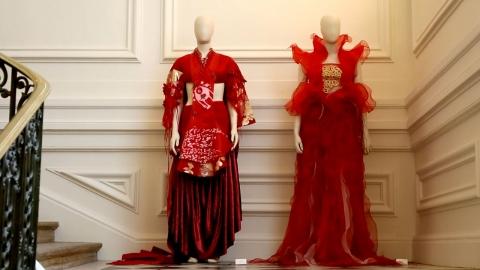 패션 본고장 파리를 매료한 한국 패션