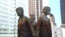 미국 대도시 첫 위안부 기림비
