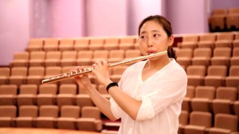 [청춘 세계로 가다] 최연소 수석 플루티스트 박예람