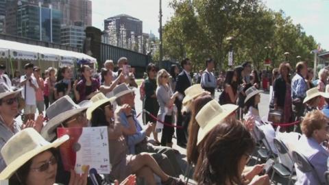 한국 문화에 흠뻑…멜버른 코리아 위크 페스티벌