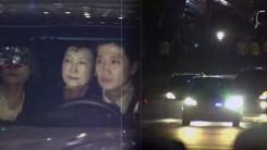 박근혜 前 대통령 구속…서울구치소 이동
