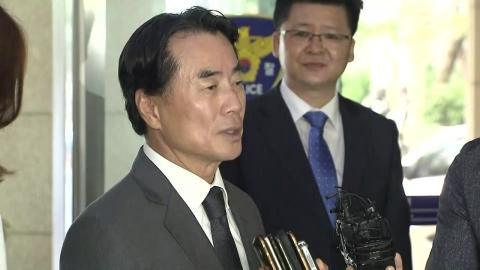 '기사 폭언' 종근당 이장한 회장 경찰 출석
