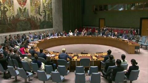 유엔 안보리, 새 대북제재결의안 만장일치 통과