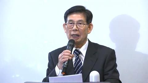 '다스 수사 의혹' 정호영 前 특검 회견