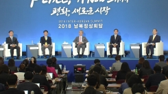 2018 남북정상회담 특별 토론회