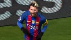 [빅매치하이라이트] 바르셀로나, 13시즌 연속 챔스 16강 진출