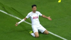 [빅매치하이라이트] 손흥민 시즌 첫 골…한국인 유럽챔스 최다 골