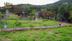 [수목원 산책] 산들소리수목원