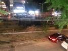 [사고현장]신모라사거리 차량전복