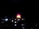 [사고현장]시흥 벽산아파트 화재사진