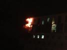 [사고현장]22일 시흥 아파트 화재영상