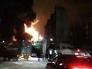 [사고현장]한국타이어 화재