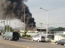 [사고현장]나주시남평읍광이리공장화재