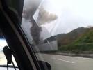 [사고현장]북영천IC부근 공장 화재 사고
