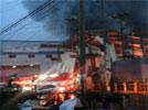 [사고현장]김해 공장 폭발사고현장