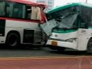 [사고현장]장지역부근 버스사고