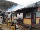[사고현장]장흥 자모정사 사찰에서 화재발생