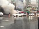 수원 영통에서 차량 화재