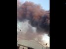 [사고현장]안산반월공단 불 동영상