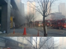 [사고현장]송도 아파트 상가 불