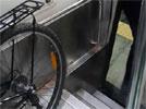 [사고현장]용산행 기차 자전거 끼어있는...