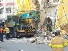 [사고현장]마포 용강동 붕괴사고현장 사진2