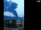 [사고현장]포천 군내면에서 화재발생