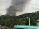 [사고현장]사울구치소 부근에서 화재 발생